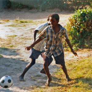 (1994) Musole, Kalabo, Zambia, voetballen