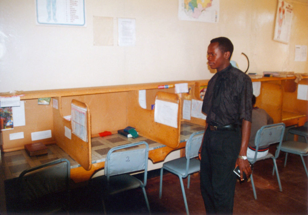 (2001) Musole, Kabwe, Zambia, Excellence Christian Academy (ECA)