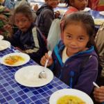 (2019) Musole, Fiadanana, Madagaskar, Schoolkantine