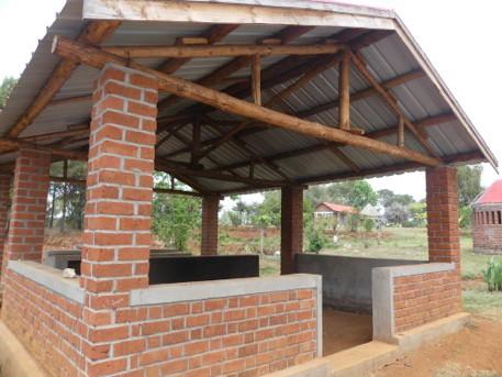 (2019) Musole, Fiadanana, Madagascar, School Canteen project